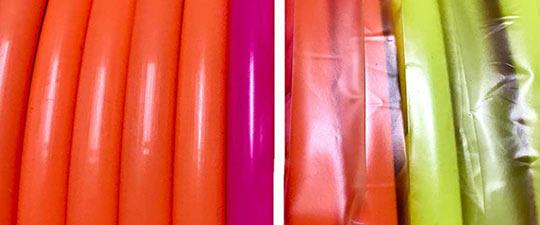 Защитная упаковка для обручей