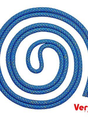 Скакалка Verba «String» 3м. синяя с золотым