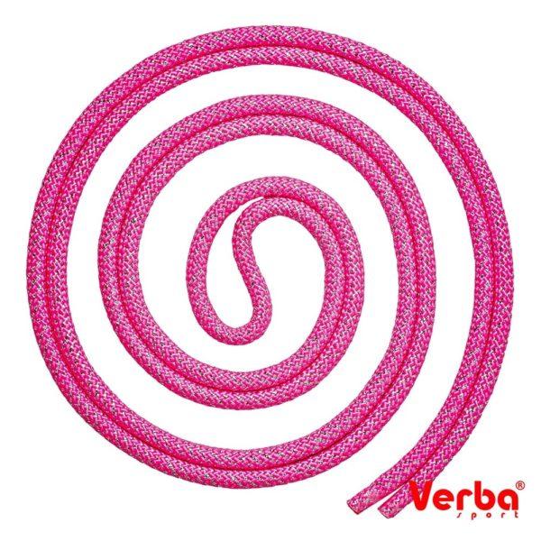 Скакалка Verba «String» 3м. розовый