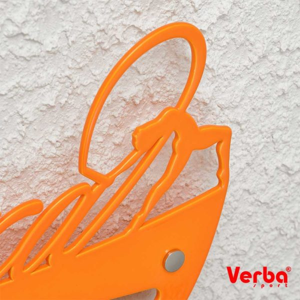 Медальница Verba 73см. оранжевая