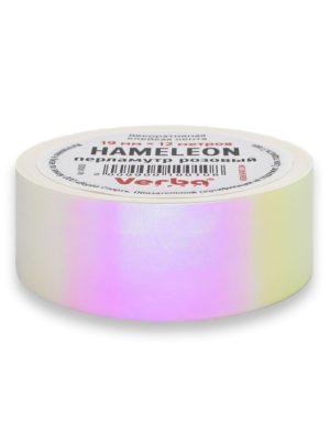 Обмотка для обруча Verba Hameleon перламутр розовый