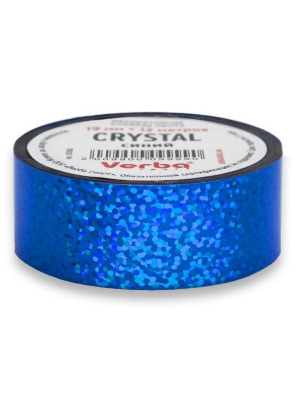 Обмотка для обруча Verba Crystal синий
