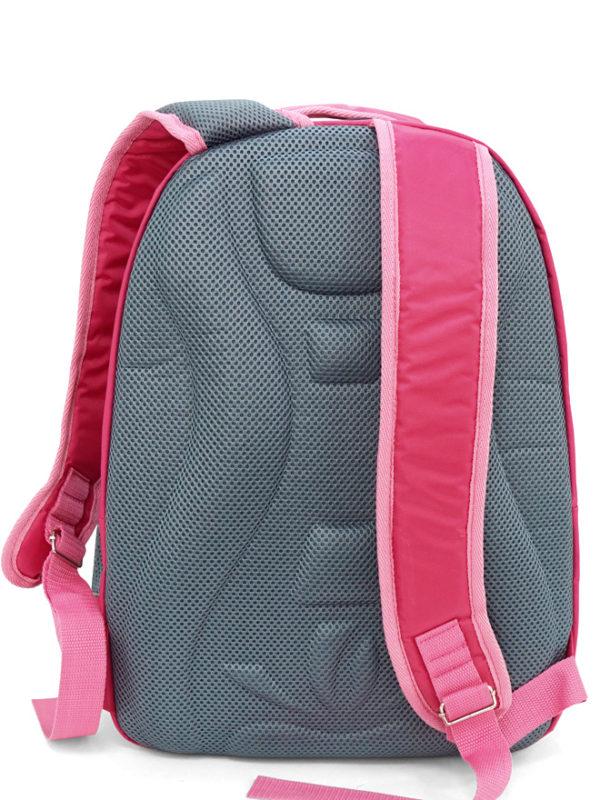 Рюкзак VERBA M 054 розовый/мяч 37*29*12