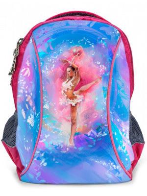 Рюкзак VERBA L 054 розовый/мяч 42*30*17